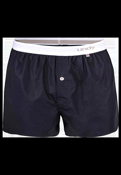 Marineblå boxershorts