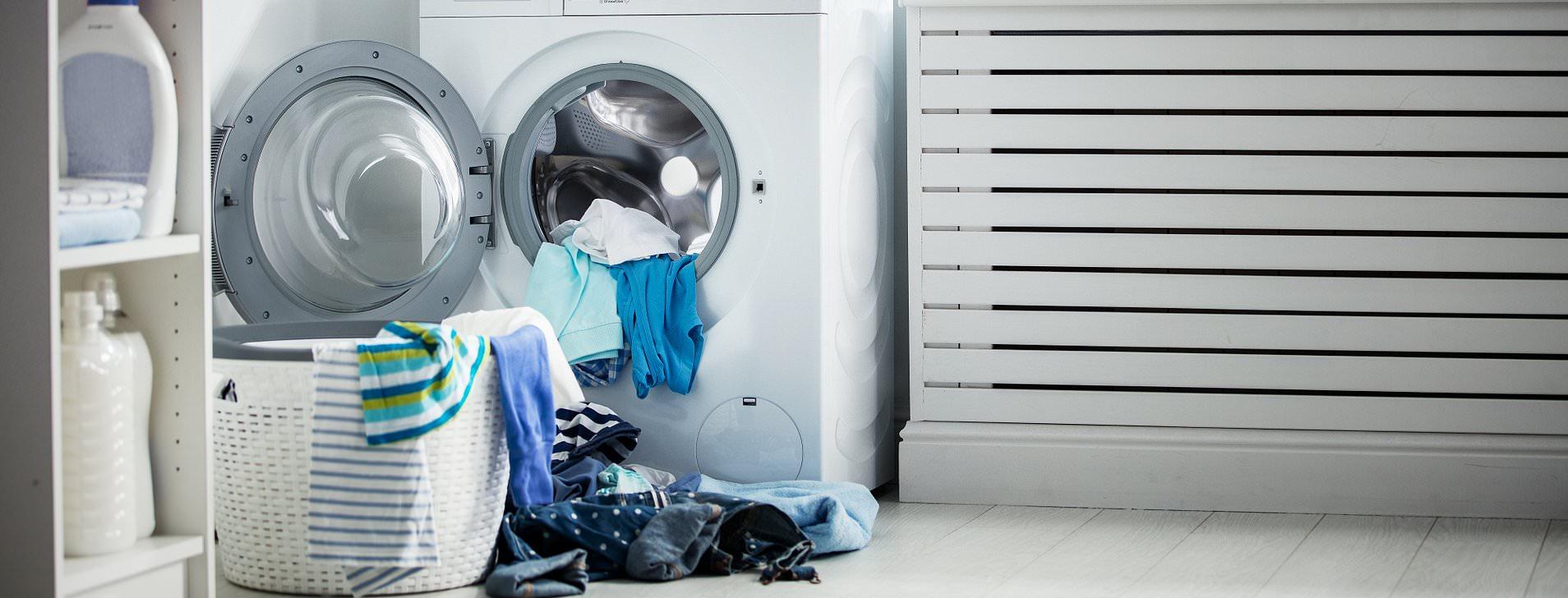 vask undertøj