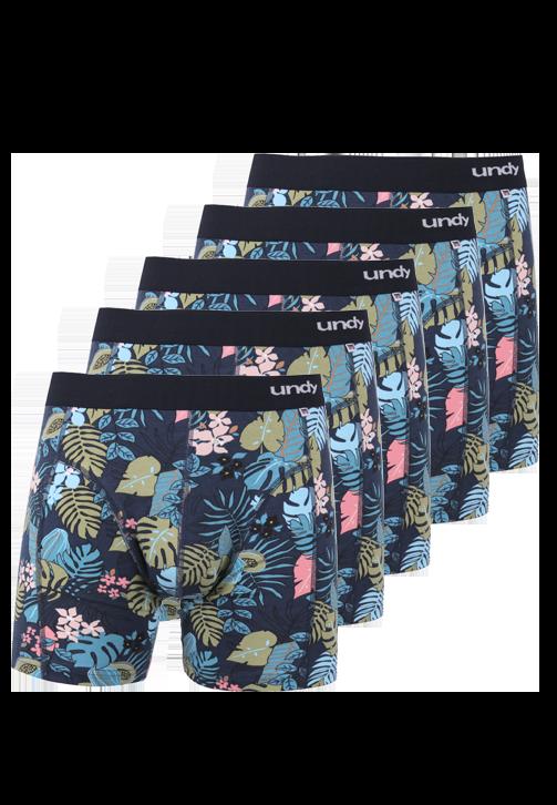 5-pak flora boxerbriefs