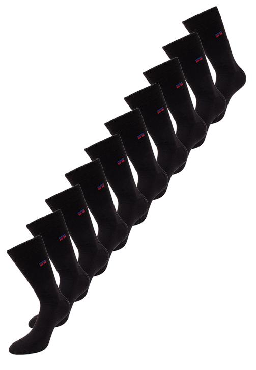 10 par sort bambussokker